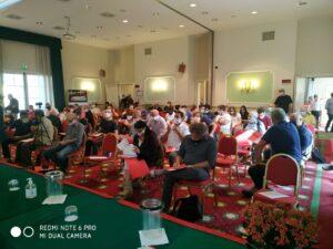 Read more about the article Prima giornata del secondo congresso nazionale SGB