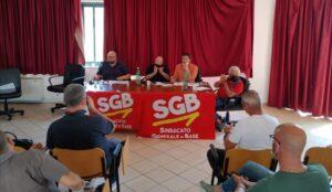 Read more about the article CONGRESSO SGB CAMPANIA