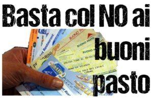 Read more about the article La ASP di Messina non riconosce i buoni pasto