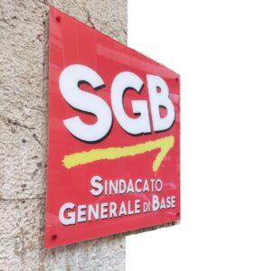Sede territoriale SGB anche a Palermo In piazza Generale Cascino 12. Inaugurazione venerdì 29 alle ore 16