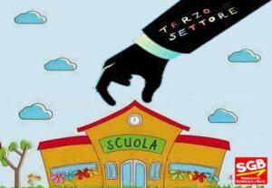 Read more about the article PIANO ESTATE DEL MINISTRO BIANCHI: UN ALTRO PONTE VERSO LA PRIVATIZZAZIONE DELLA SCUOLA PUBBLICA ITALIANA
