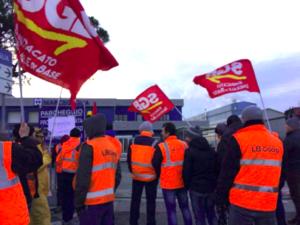CAMBIO APPALTO ALLA MARCEGAGLIA: Garantito lavoro, salario e diritti per tutti i lavoratori