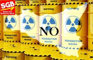 Read more about the article Sicilia,SGB dice NO ai rifiuti radioattivi. Pronti alle barricate