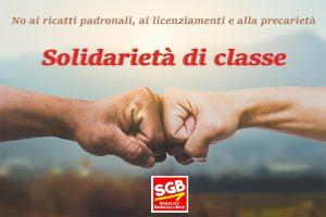 Solidarietà ai lavoratori Fedex aggrediti – No ai ricatti padronali, ai licenziamenti e alla precarietà