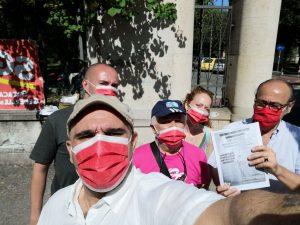 Read more about the article Sanità indossa una mascherina rossa